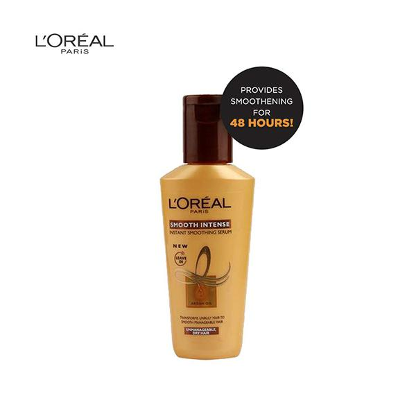 L'Oreal Paris Smooth Intense Instant Smoothing Serum 100 ml