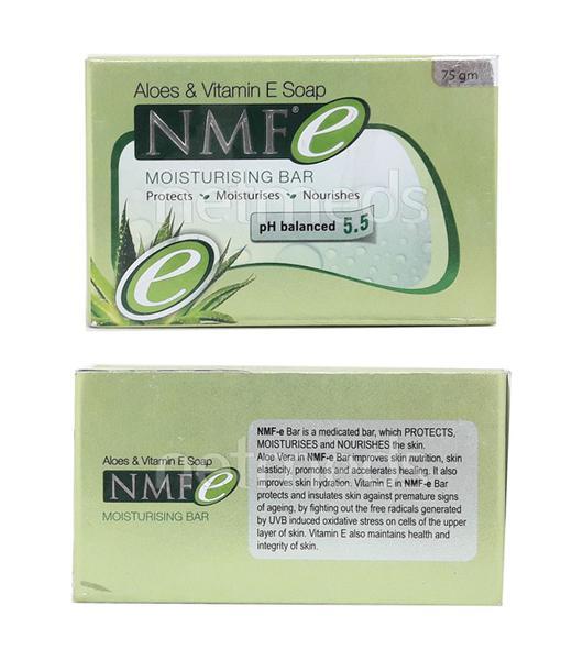NMF E Bar 75gm