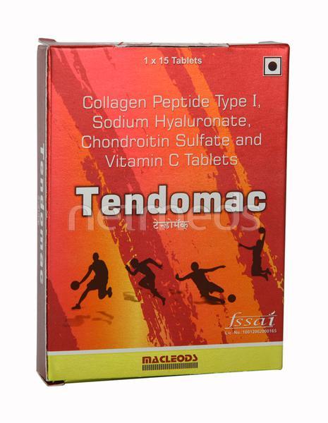 Tendomac Tablet 15'S
