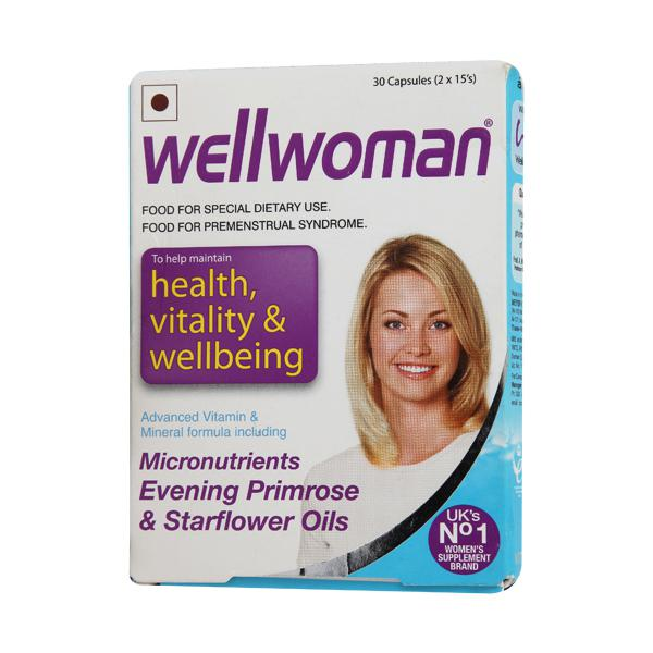 Wellwoman Capsule 30'S