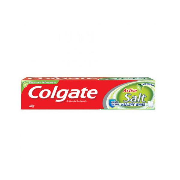 Colgate Active Salt Healthy White Toothpaste 100 gm