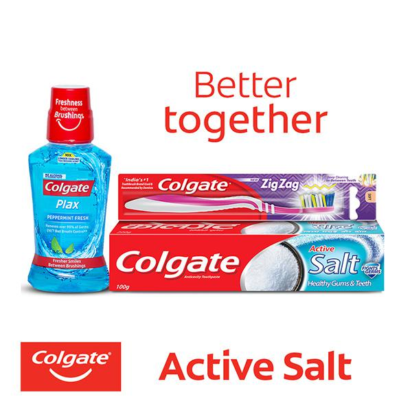 Colgate Active Salt Toothpaste 100 gm