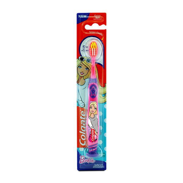 Colgate Barbie (5+Yrs) Extra Soft Toothbrush