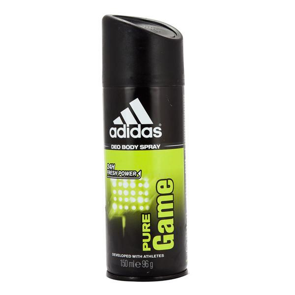 Adidas Deo Body Spray - Pure Game 150 ml