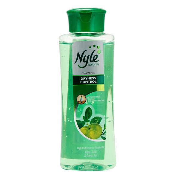 Nyle Naturals Dryness Control Shampoo 400 ml