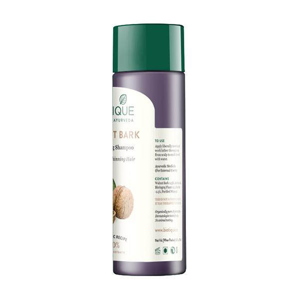 Biotique Bio Walnut Bark Volumizing Shampoo 190 ml
