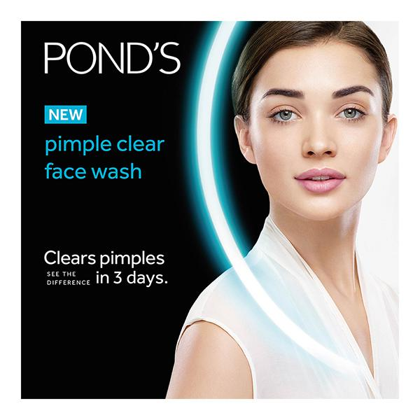 POND'S Targets Pimple Face Wash - Pimple Clear 100 gm