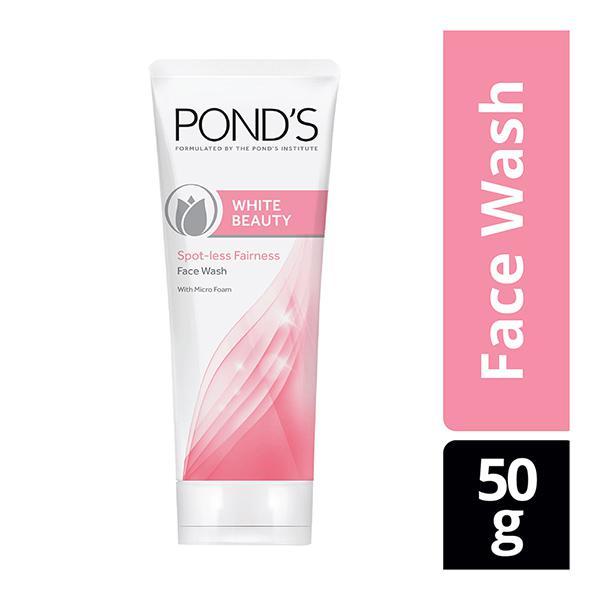 POND'S White Beauty Daily Spotless Lightening Facial Foam 50 gm