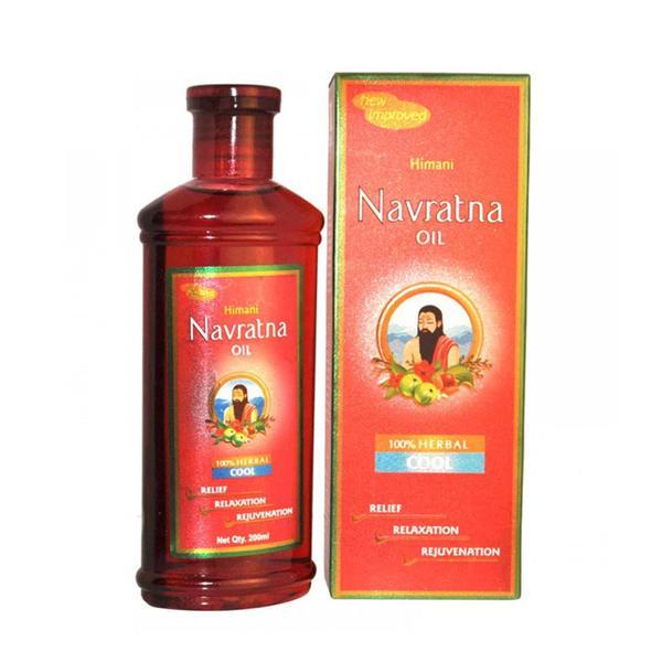 Navratna Ayurvedic Cool Oil 300 ml