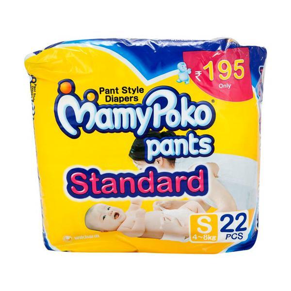 MamyPoko Pants Standard (S) 22's