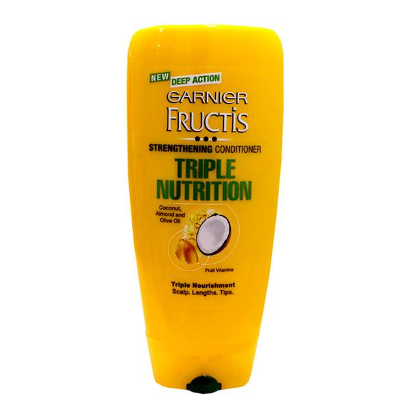 Garnier Fructis Strengthening Conditioner - Triple Nutrition 80 ml