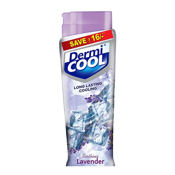 Dermi Cool Prickly Heat Powder - Soothing Lavender 150 gm