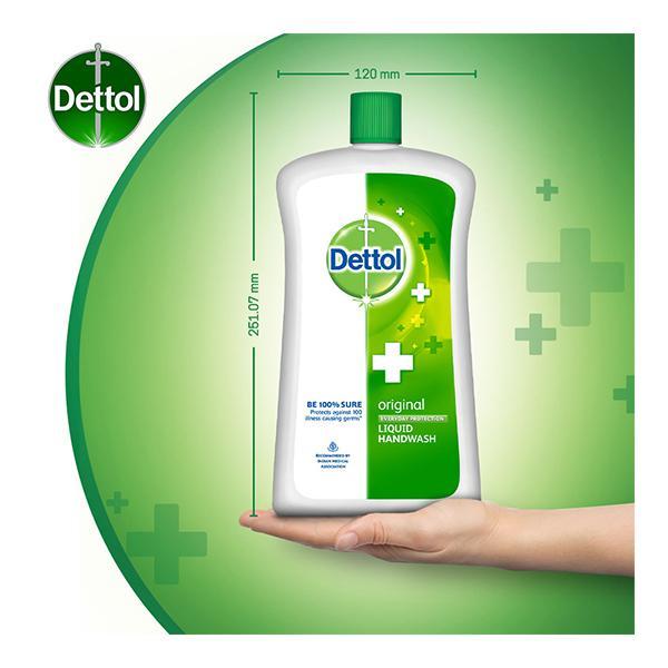 Dettol Liquid Handwash - Original 900 ml