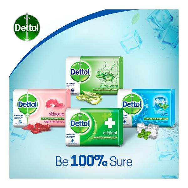 Dettol Soap - Cool 125 gm