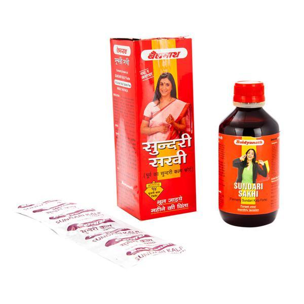 Baidyanath Sundari Sakhi Syrup 200 ml