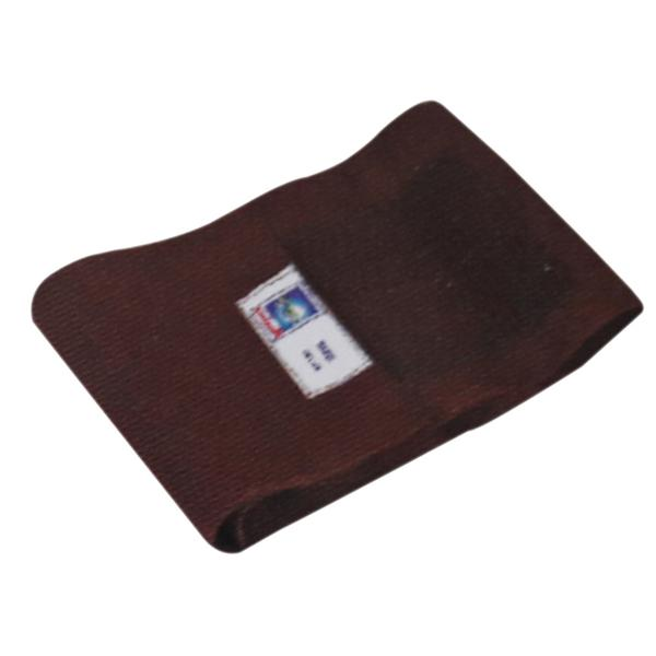 Unisoft Blood Pressure Cuff Velcro Deluxe Brown