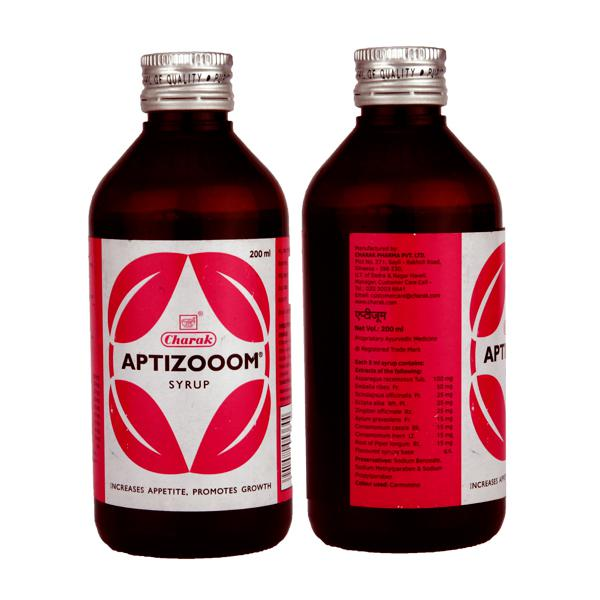 Aptizooom Syrup 200ml