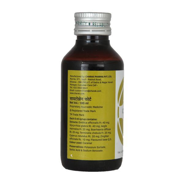 Cytozen Forte Syrup 100ml