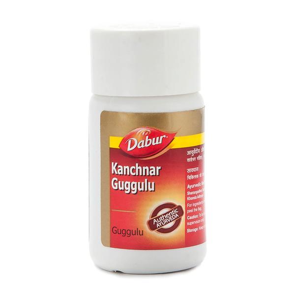 Dabur Kanchnar Guggulu Tablet 40's
