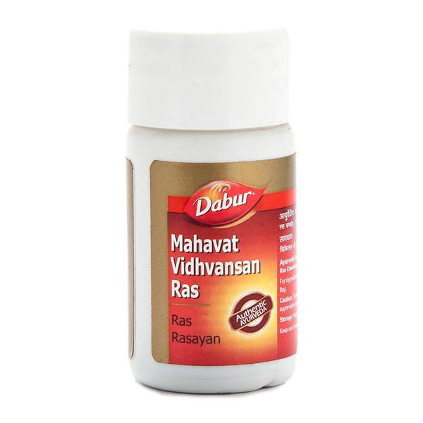 Dabur Mahavat Vidhvansan Ras Tablet 40's