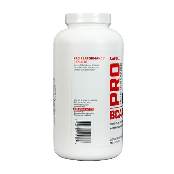 GNC Amino Acid 1800 Softgel 240's