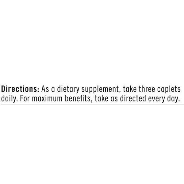 GNC Calcium Plus 1000 with Magnesium Vitamin D3 Caplets 180's