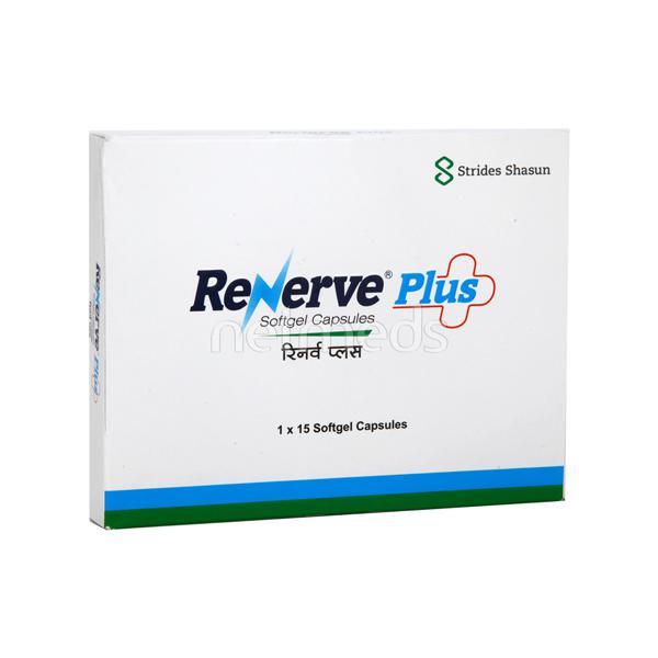 Renerve Plus Capsule 15'S