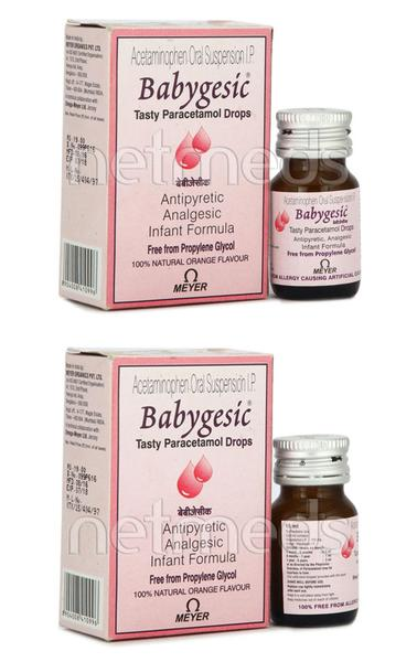 Babygesic Drops 15ml