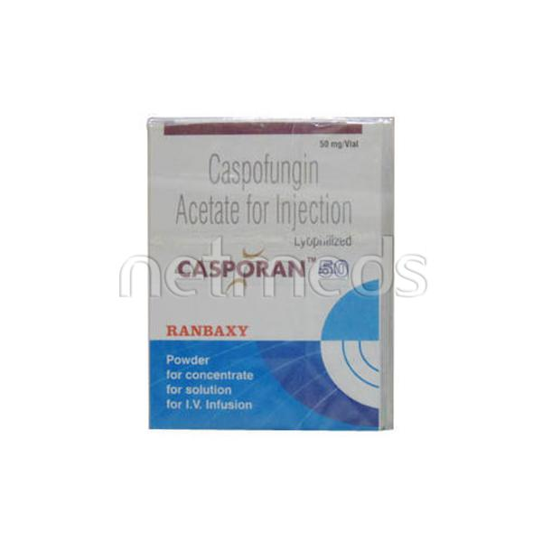 Casporan 50mg Injection 1's