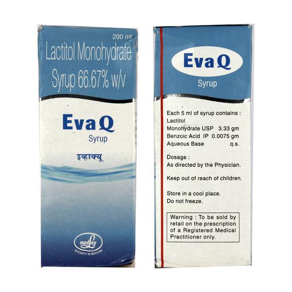 EVA Q Syrup 200ml