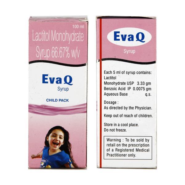 EVA Q Syrup 100ml