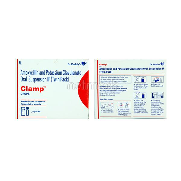 Clamp Drops 10ml