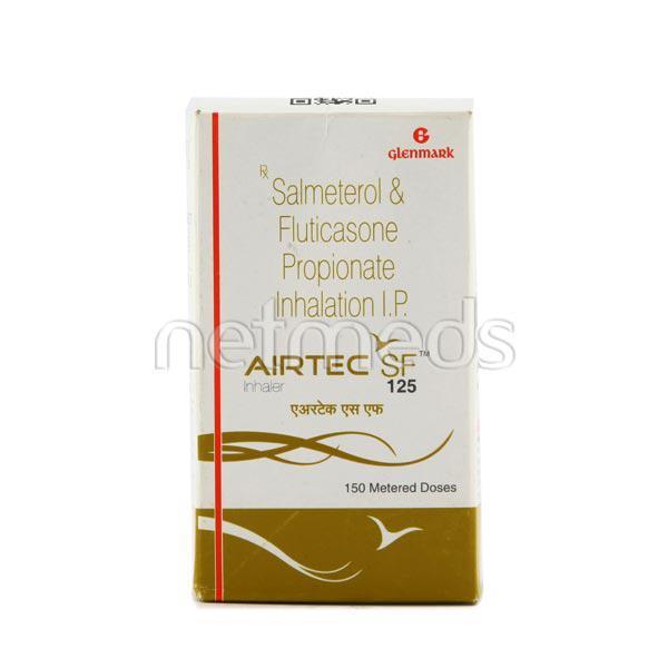 Airtec SF 125 Inhaler 150MD