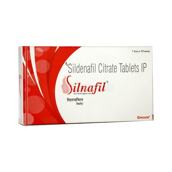 Silnafil Tablet 10'S