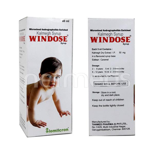 Windose Syrup 60ml