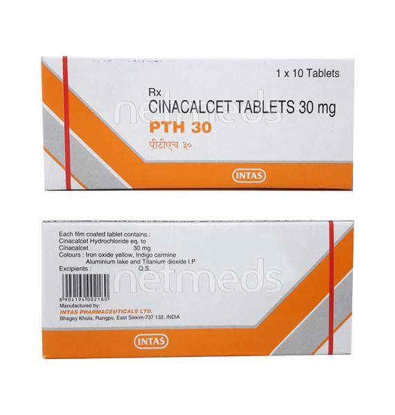 PTH 30mg Tablet 10'S
