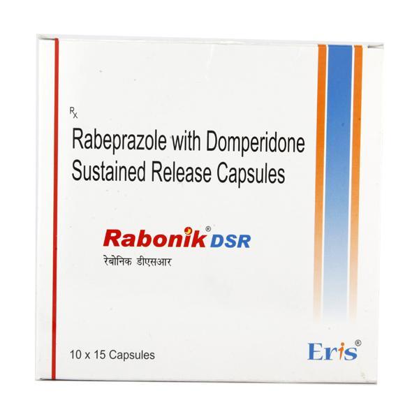 Rabonik DSR 20mg Capsule 15'S