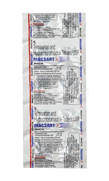 Macsart H Tablet 10'S