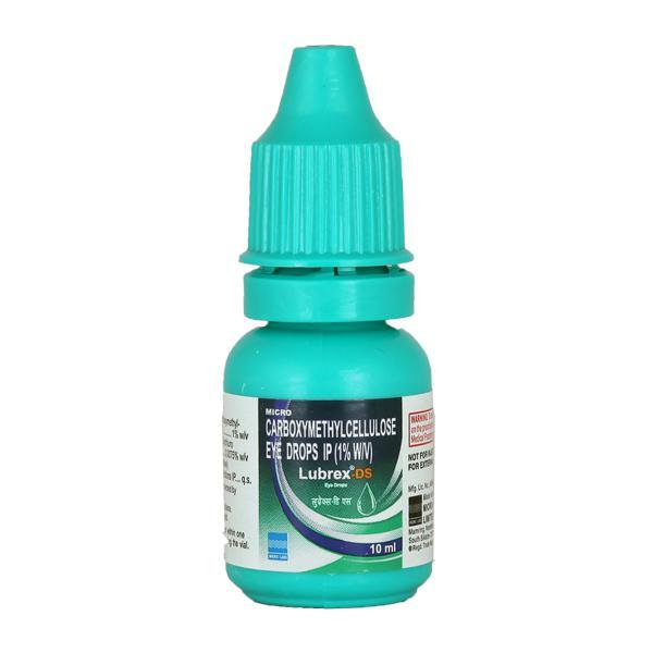 Lubrex DS Eye Drops 10ml