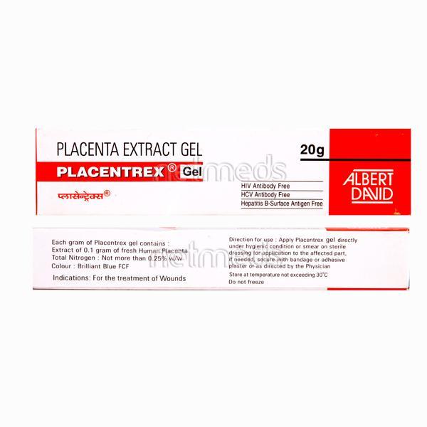 Placentrex Gel 20gm