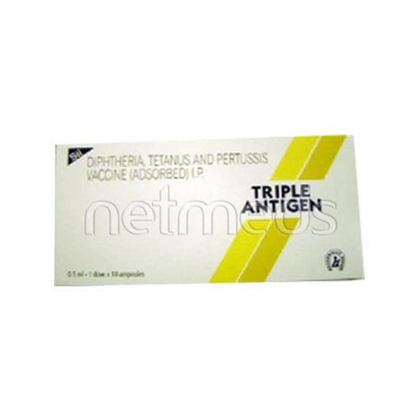 Triple Antigen Injection 0.5ml