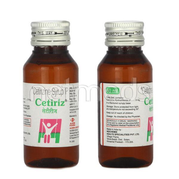 Cetiriz Syrup 60ml