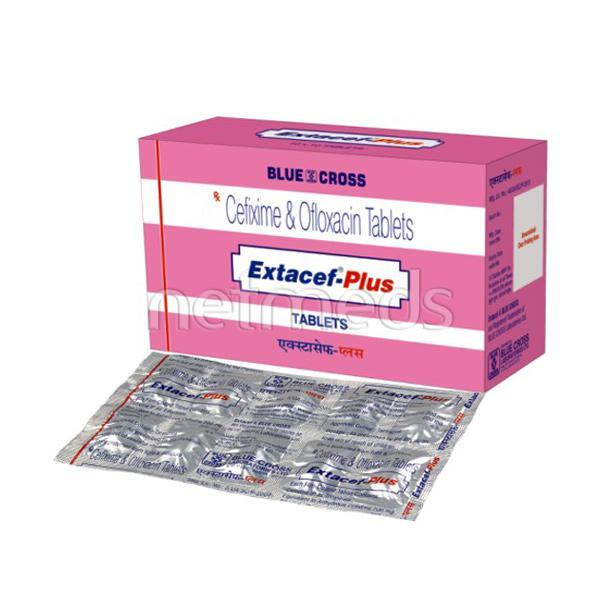 Extacef Plus Tablet 10'S