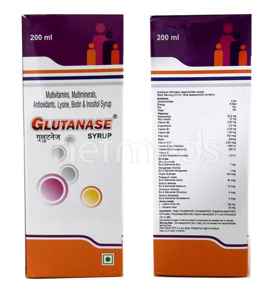 Glutanase Syrup 200ml