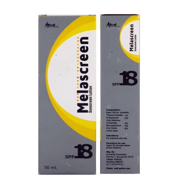 Melascreen Lotion 50ml