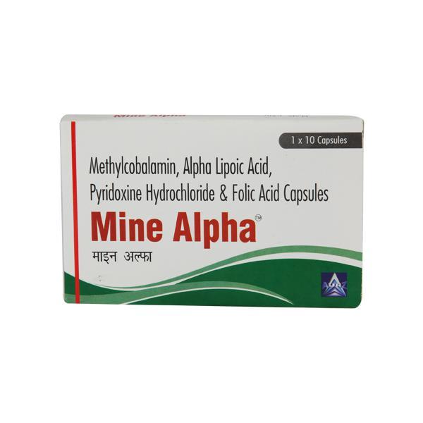 Mine Alpha Capsule 10'S