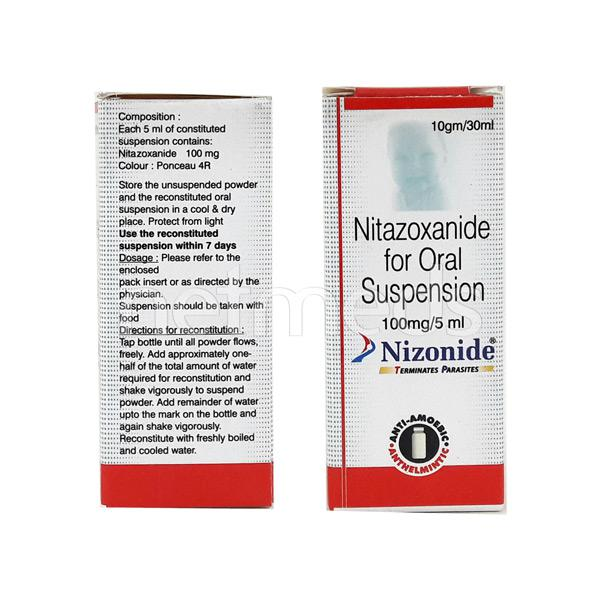 Nizonide Suspension 30ml