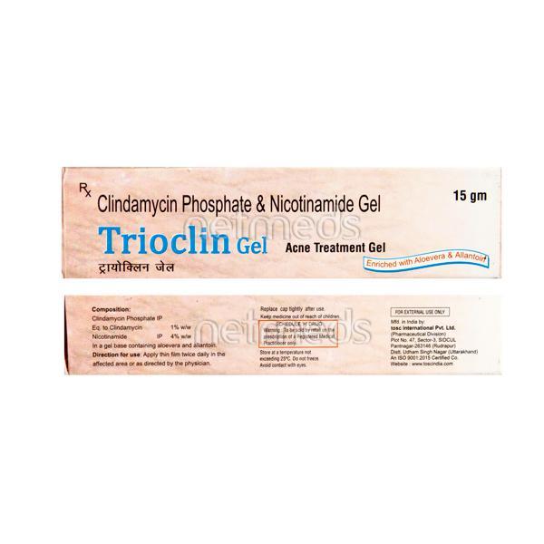 Trioclin Gel 15gm