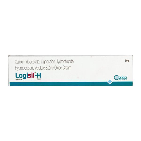 Logisil H Cream 30gm