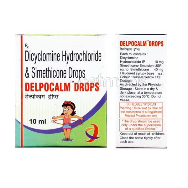 Delpocalm Drops 10ml